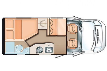 Floor plan - Touring Cars, TC Luxury