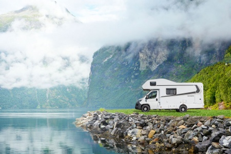 Exterior view - Bunk Campers, Grande 6-Berth Motorhome