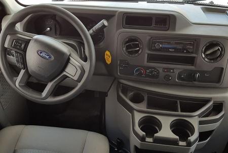 Innenansicht CanaDream Maxi Plus Motorhome MHX