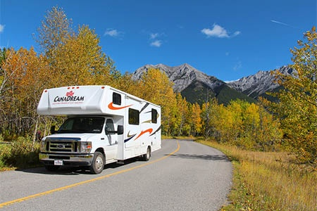 Exterior view - CanaDream, Maxi Motorhome MH-A