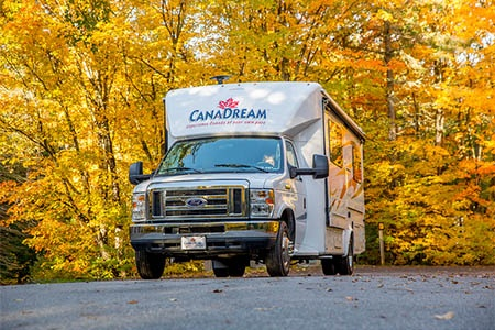 Exterior view - CanaDream, Super Van Camper SVC