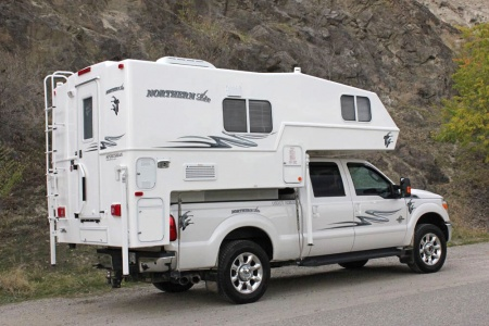 Exterior view - CanaDream, Maxi Travel Camper TC-A