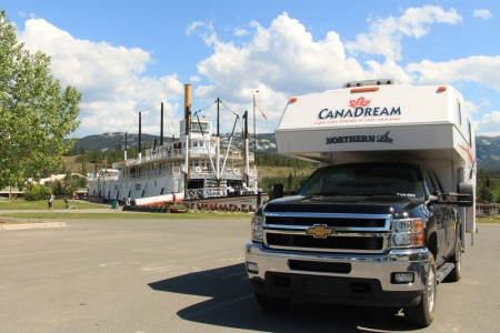 Aussenansicht CanaDream Maxi Travel Camper TC-A