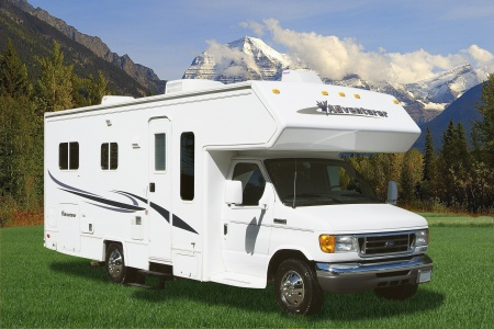 Exterior view - Four Seasons RV Rentals, C-Medium