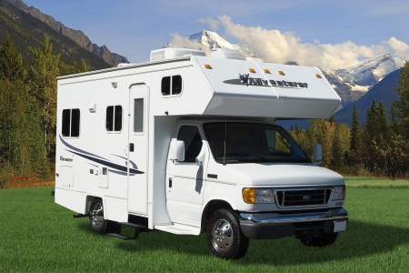 Exterior view - Four Seasons RV Rentals, C-Small