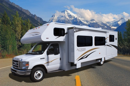 Aussenansicht Four Seasons RV Rentals C-XLarge