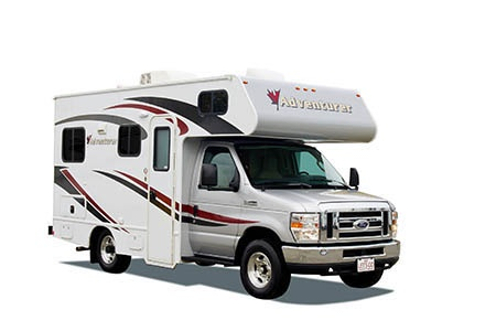Aussenansicht Four Seasons RV Rentals C-Small
