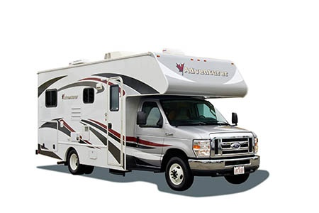 Exterior view - Fraserway RV Rentals, C-Medium