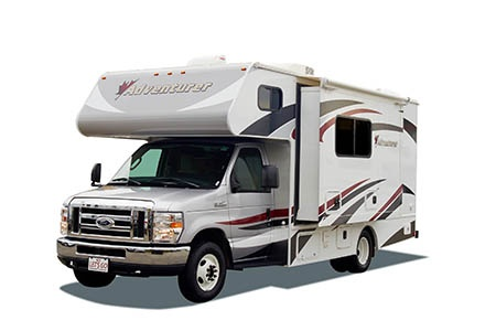 Exterior view - Fraserway RV Rentals, C-Large
