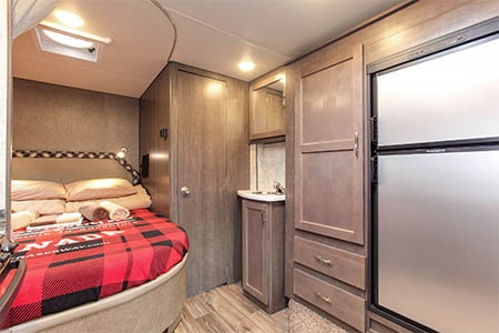 Interior view - Fraserway RV Rentals, C-Large