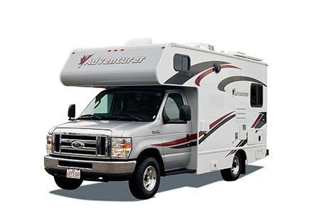 Exterior view - Fraserway RV Rentals, C-Small