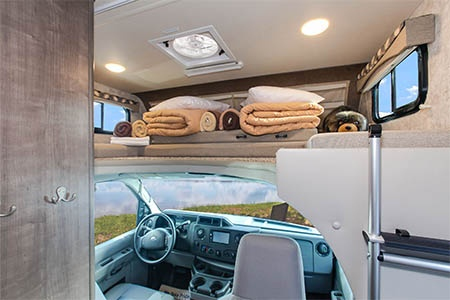 Interior view - Fraserway RV Rentals, C-Small