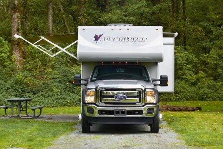 Exterior view - Fraserway RV Rentals, Adventurer 4