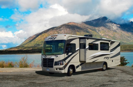 Exterior view - Fraserway RV Rentals, A-Luxury