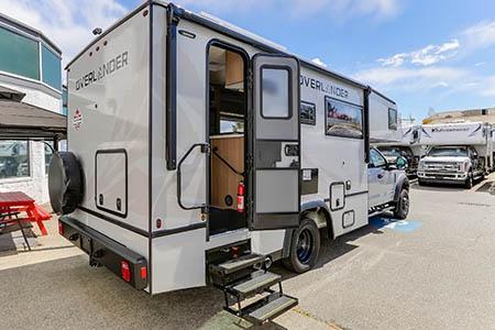 Exterior view - Fraserway RV Rentals, Overlander