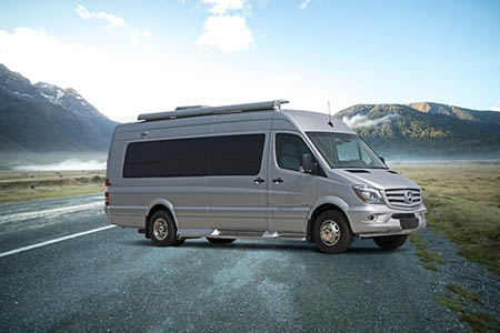 Exterior view - Owasco, Sprinter Van RS22