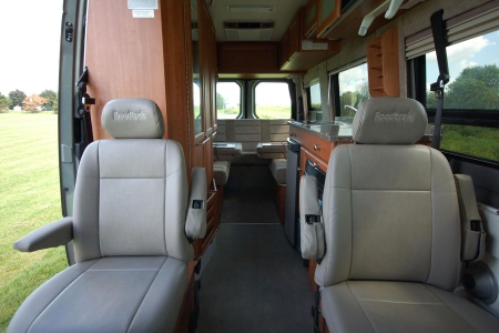 Interior view - Owasco, Sprinter Van RS22