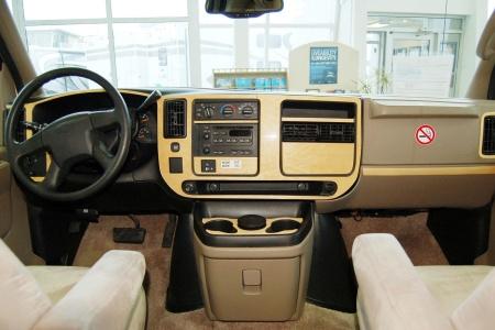 Innenansicht Owasco Deluxe Van 19