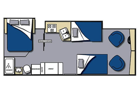 Floor plan - Meridian RV, A28-30