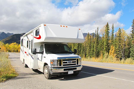 Exterior view - Westcoast Mountain Campers, Maxi Motorhome MH-A