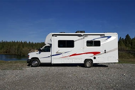 Exterior view - Westcoast Mountain Campers, Super Van Camper SVC