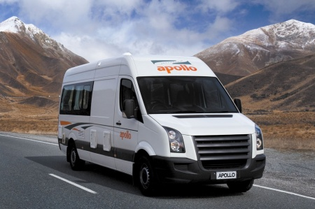 Exterior view - Apollo Motorhome Holidays, Euro Tourer