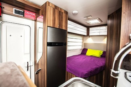 Interior view - JUCY Rentals, Casa Plus 6-Berth