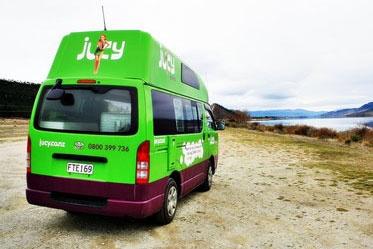 Aussenansicht JUCY Rentals Condo