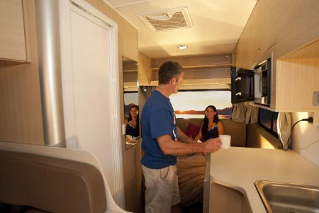 Interior view - Maui, Platinum 6 River