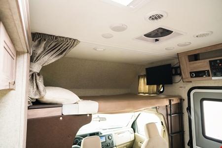 Interior view - Apollo Motorhome Holidays, Sunrise Escape