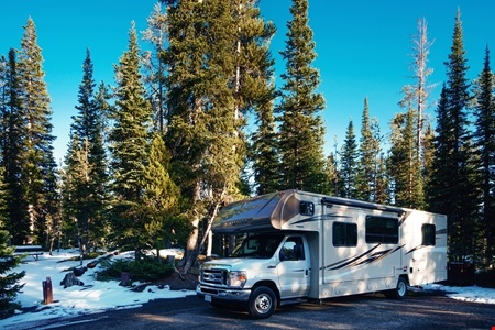 Exterior view - Apollo Motorhome Holidays, US Wanderer