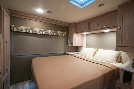 Interior view - Apollo Motorhome Holidays, US Wanderer