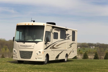 Aussenansicht Apollo Motorhome Holidays Elite Traveller