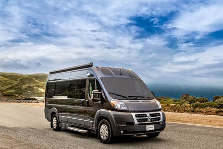 Exterior view - Apollo Motorhome Holidays, Van Tourer V20