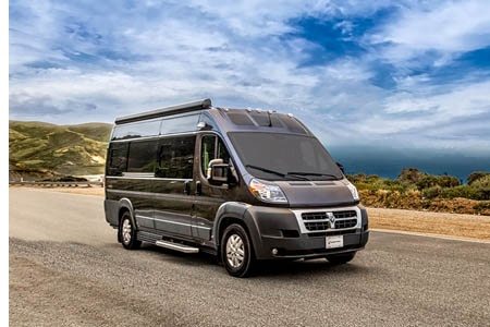 Exterior view - Star RV, Van Tourer V20