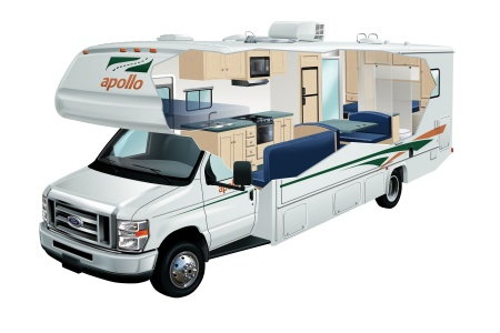 Apollo Motorhome Holidays US Wanderer