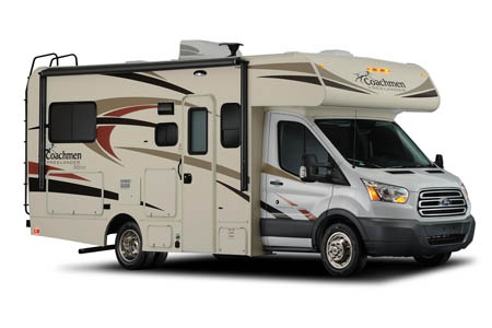 Exterior view - Best Time RV, D22