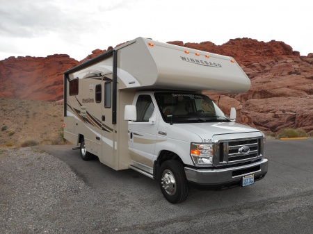 Exterior view - Best Time RV, CE24