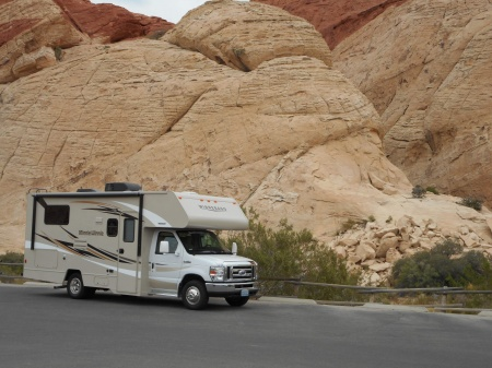 Exterior view - Best Time RV, E24