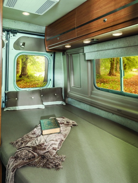 Interior view - Best Time RV, B21