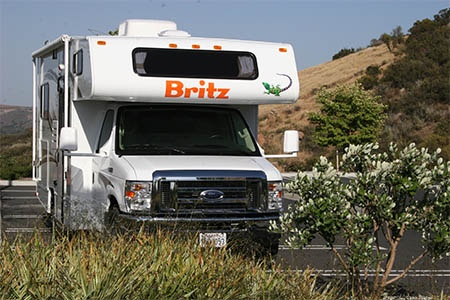 Aussenansicht Britz C21-28