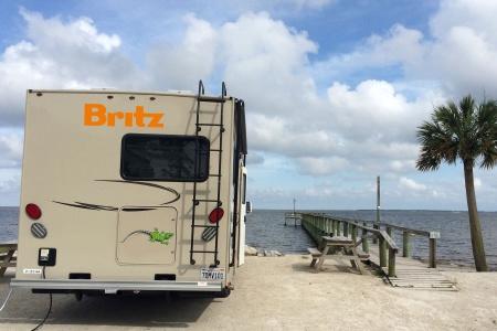 Exterior view - Britz, C21-28
