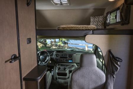 Interior view - Cruise America, C21