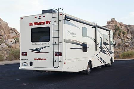 Aussenansicht El Monte RV Rentals AF34