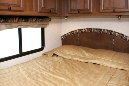 Interior view - El Monte RV Rentals, C22