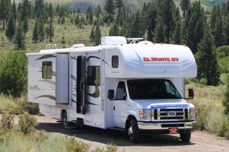 Exterior view - El Monte RV Rentals, FS31