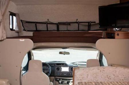 Innenansicht El Monte RV Rentals FS31