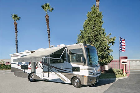 Exterior view - Mighty Campers, Motorhome MA34