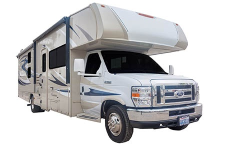 Exterior view - Mighty Campers, Motorhome MS31