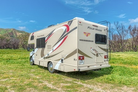 Aussenansicht Road Bear RV C22-24